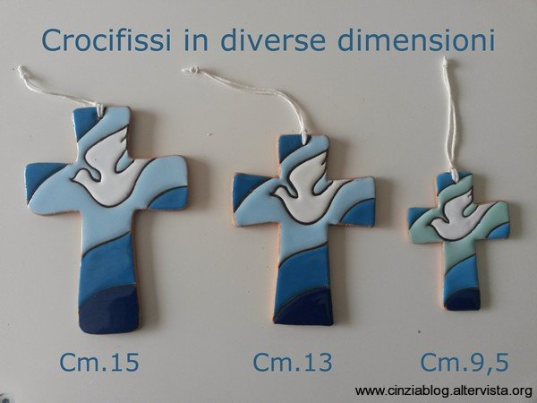 art c2 crocifissi in diverse dimensioni
