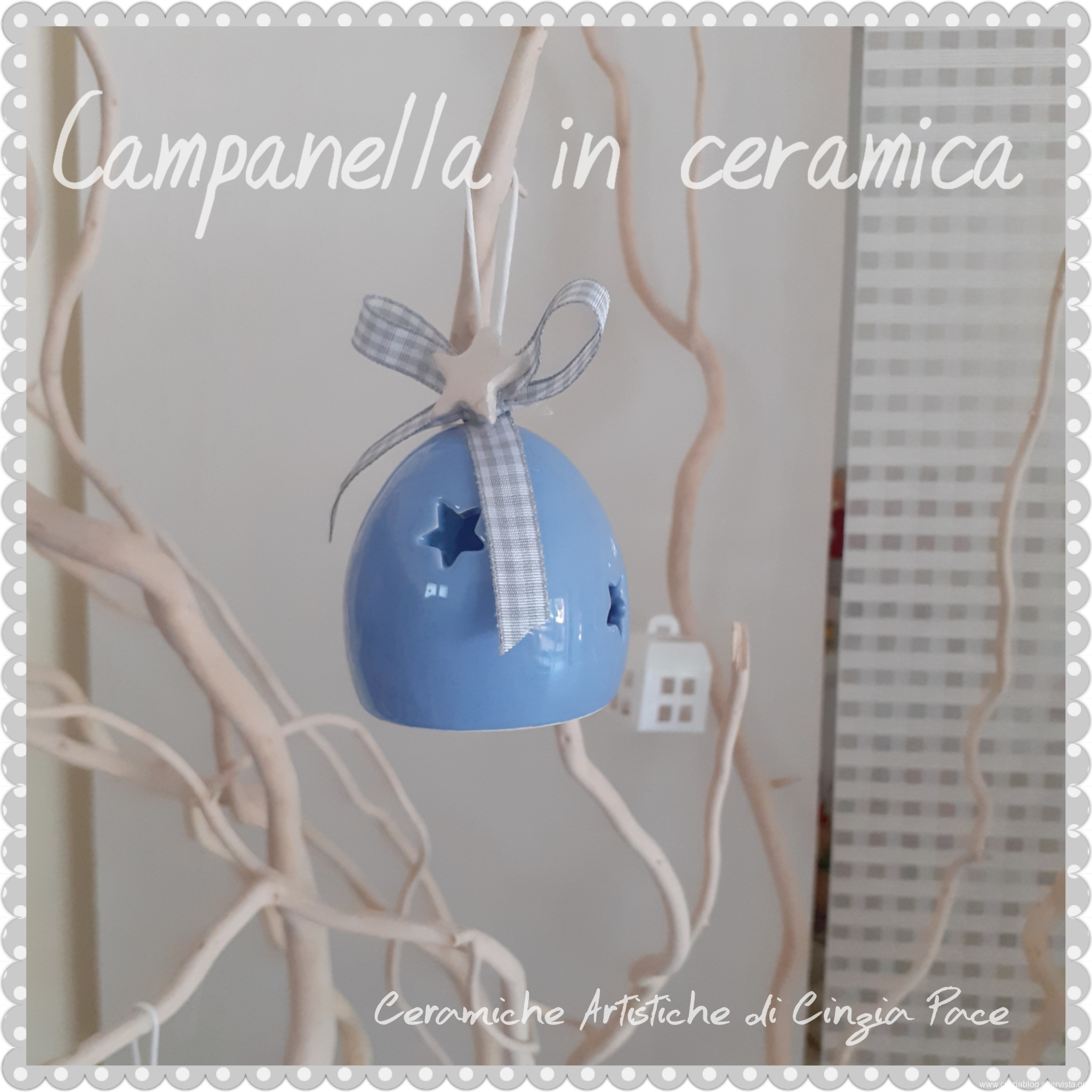 Campanella in ceramica 2