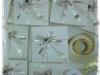 confezione cm 18x18 con calla e rete