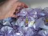 confezione color glicine con sacchetto