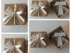 confezione con scatola ondulata