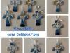 5 modelli crocifissi toni celeste/blu