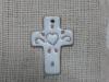 croce cm.5,6 in ceramica 2