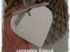 cuore in ceramica
