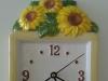 orologio con girasoli