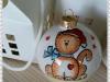 Pallina in ceramica cm 8