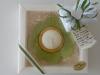 portacandela verde