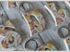 Letterine in ceramica