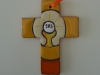 Crocifisso ihs mod. 1 cm 9,5