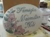 targa in ceramica personalizzata