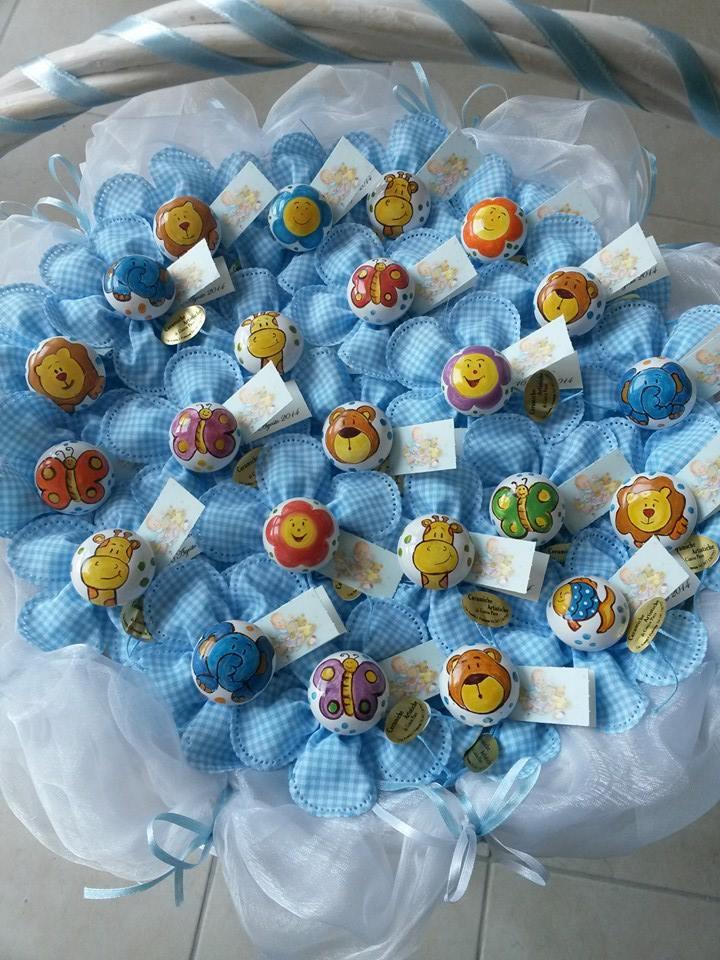 Conosciuto bomboniere battesimo artigianali | Ceramica per passione BL78